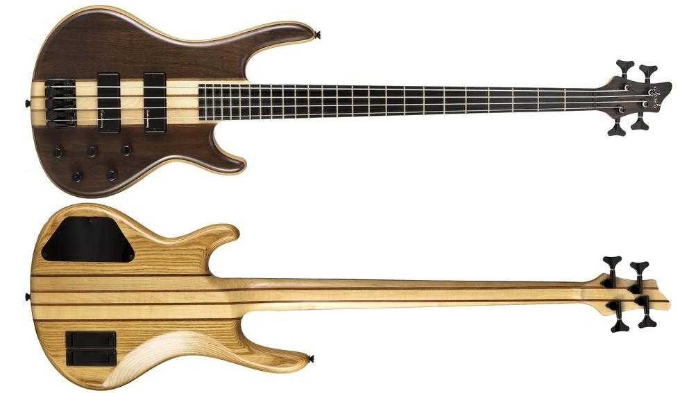 Woodo Guitars Ebony