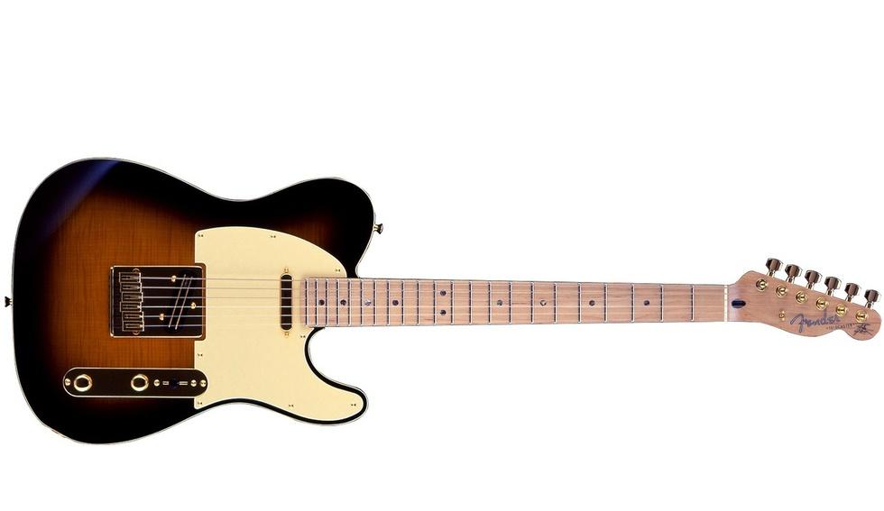 Fender Richie Kotzen signatur-gitarr