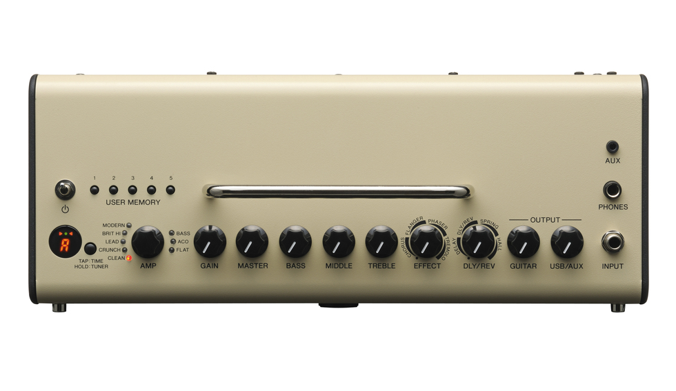 Yamaha thr off stage gitarrf rst rkare for Yamaha thr amplifier
